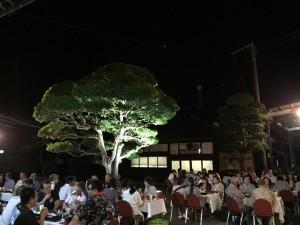 益子の酒蔵 外池酒造で「日本酒ガーデン2017」開催(7月~9月の土曜日※全6回)tags[栃木県]